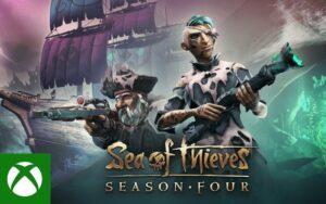 Sea of Thieves Season Four update