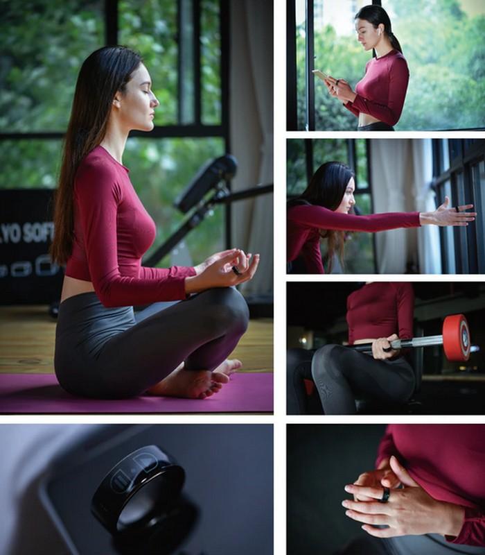 So Pro wearable smart ring