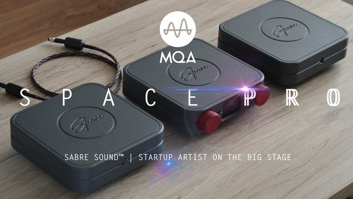 Space Pro professional DAC, preamp and streaming