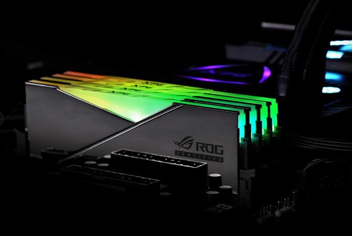 Spectrix D50 Rog-Certified DDR4 RGB memory