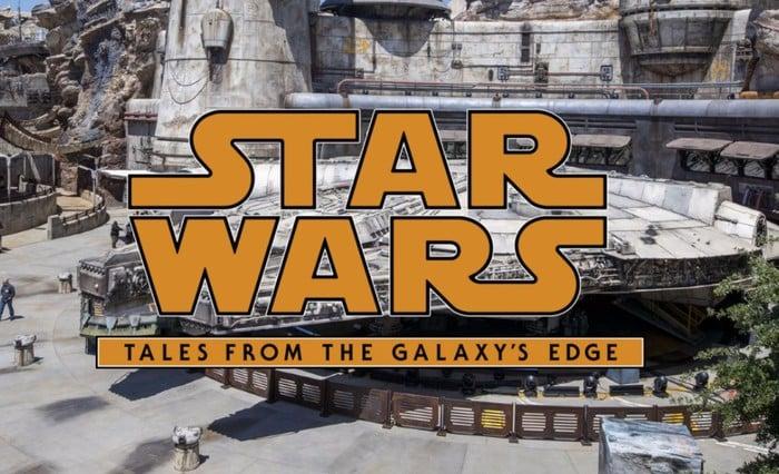 Star War Tales from the Galaxy's Edge