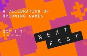 Steam Next Fest October 2021
