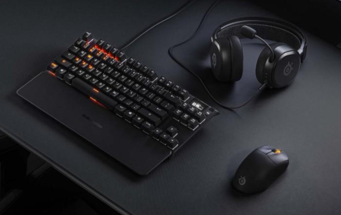 SteelSeries Wireless eSports mice