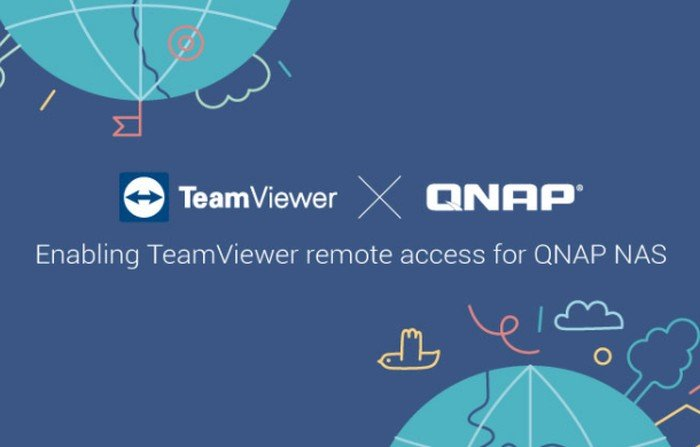 TeamViewer QNAP NAS systems