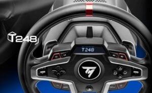 Thrustmaster T248 racing wheel