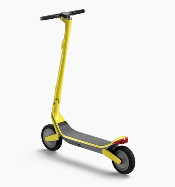 Unagi Model Eleven scooter