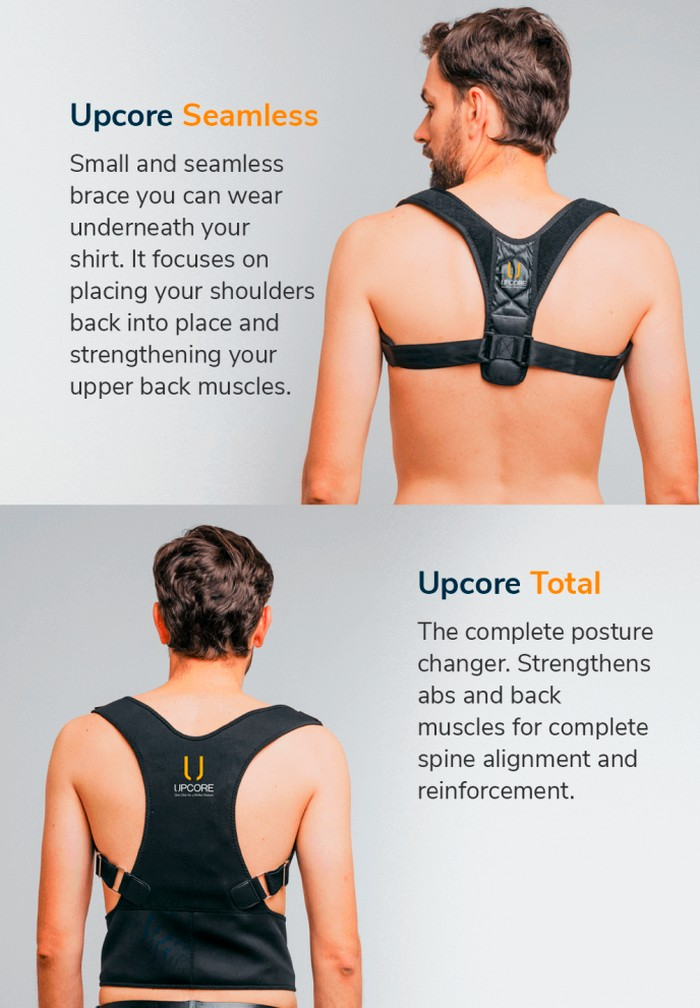 Upcore posture correction system