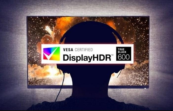 VESA DisplayHDR True Black 600