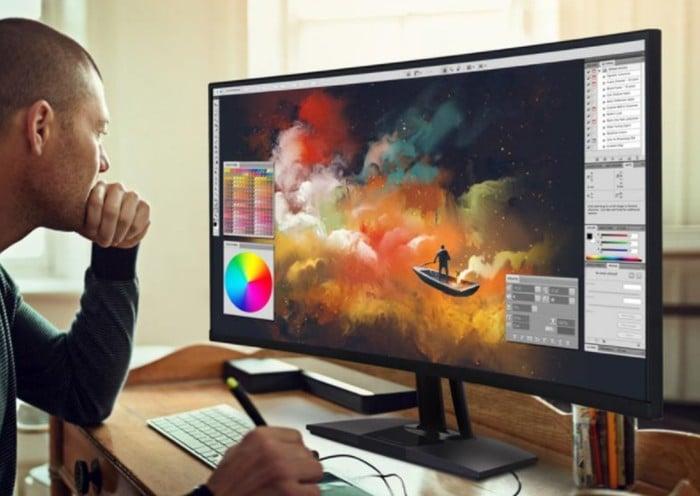 Viewsonic VP2756-4K Pantone validated ColorPro monitors