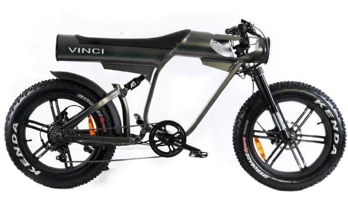 Vinci 750w electric bike