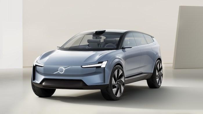 Volvo EVs