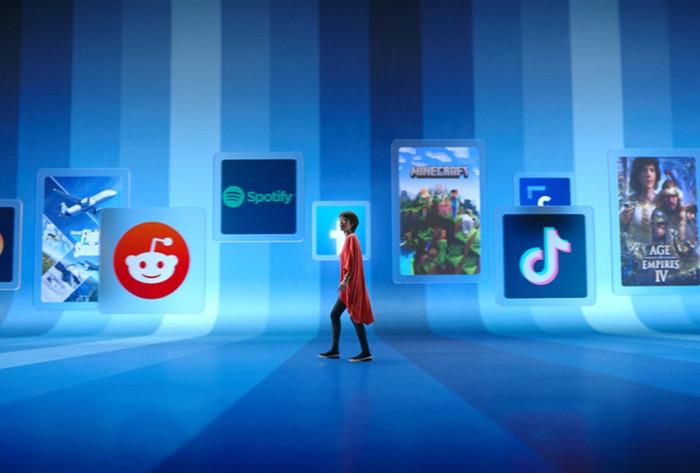 Windows 11 advert