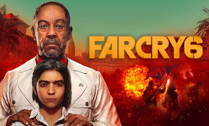 Xbox Series X Far Cry 6 gameplay