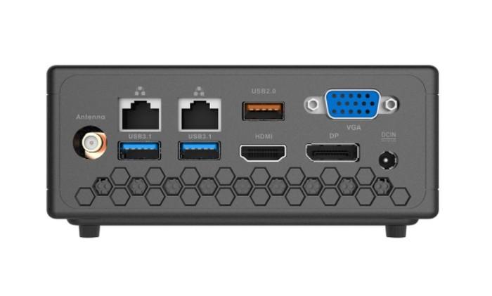 Zotac ZBOX CI331 nano mini PC
