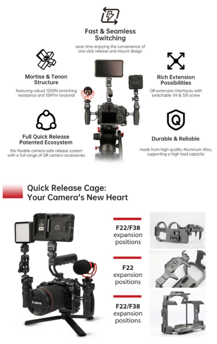 camera mounting system