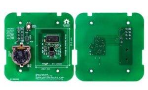 cuplTag temperature and humidity sensor