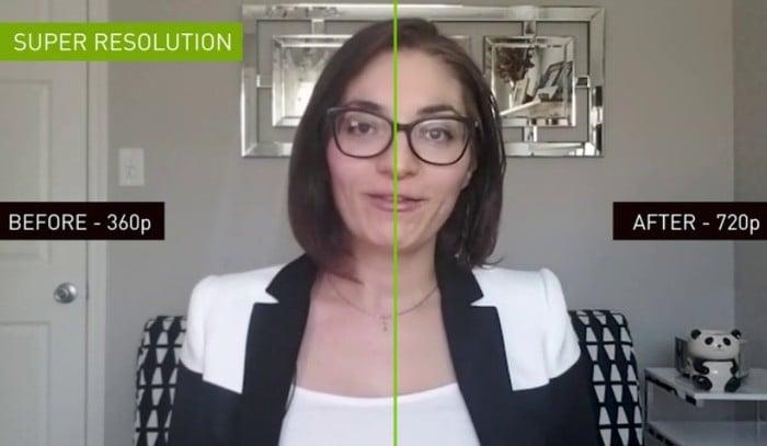 improve low resolution video streams