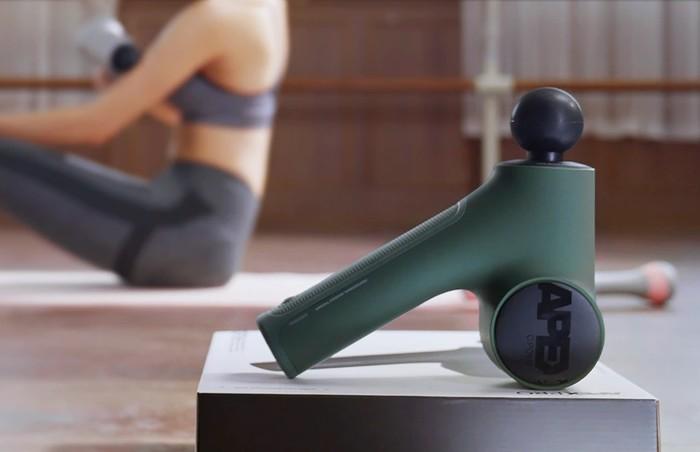 OPOVE Apex massage gun