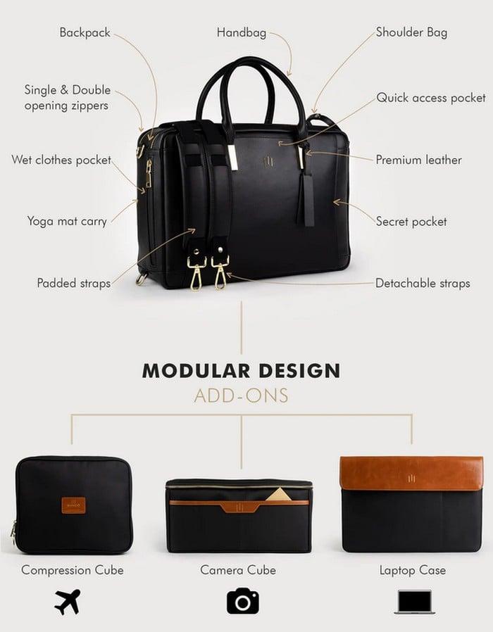 modular bag