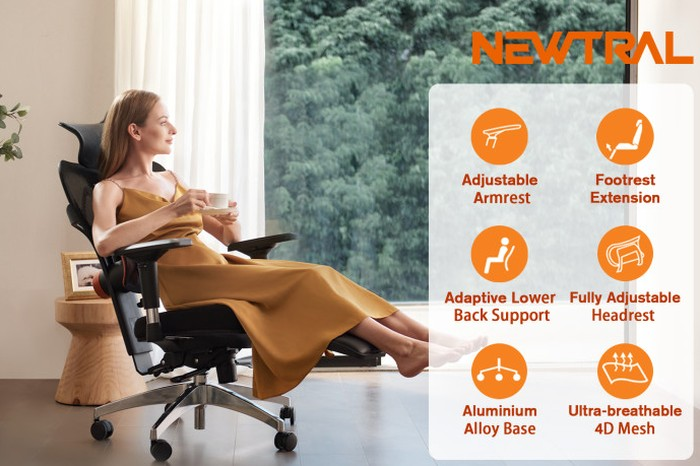 professional ergonomic chair