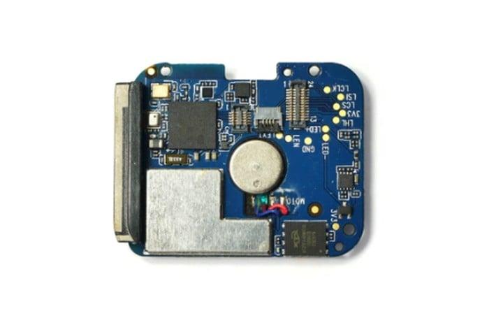 programmable smartwatch internal hardware