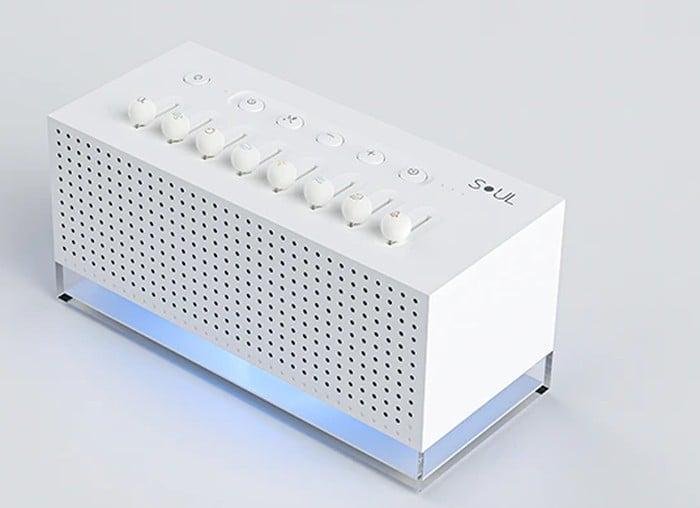 soul music box for meditation