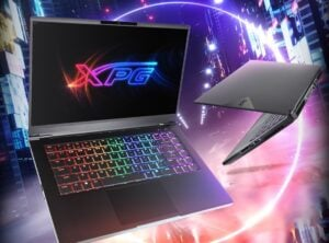 ADATA XPG Xenia 15 KC gaming notebook