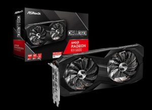 ASRock Radeon RX 6600