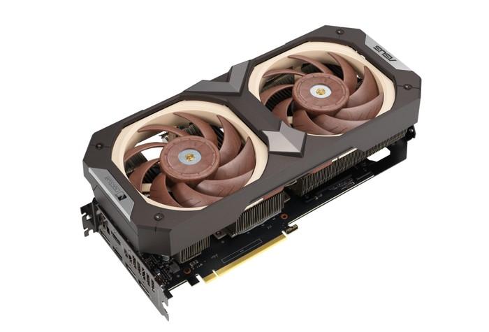 ASUS GeForce RTX 3070 Noctua Edition graphics card