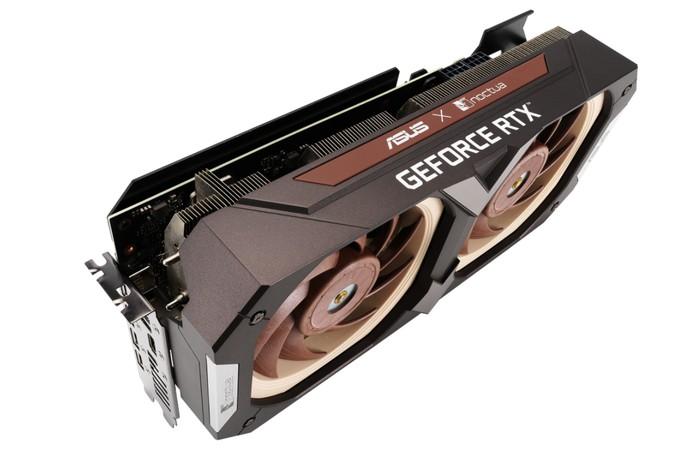 ASUS GeForce RTX 3070 Noctua graphics card