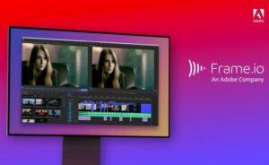 Adobe Frame io