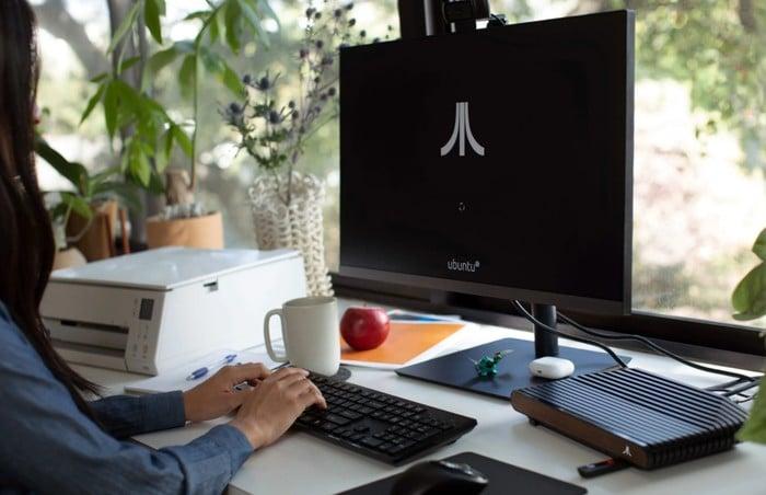 Atari VCS games console