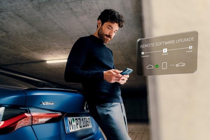 BMW Remote Software update