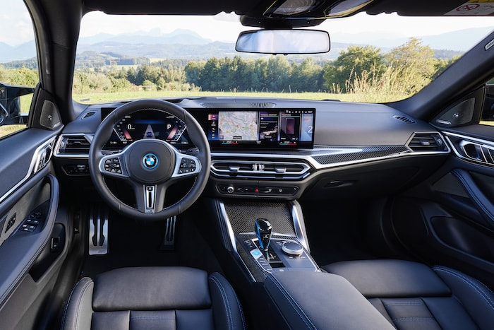 BMW i4 M50 EV