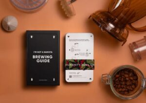 Brewing Guide teaches you the secrets of brewing delicious coffee