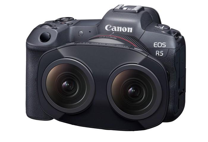 Canon Dual Fisheye Lens