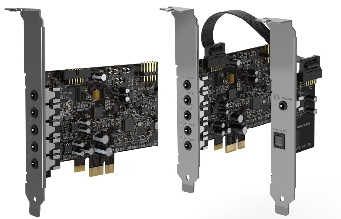 Creative Sound Blaster Audigy Fx V2 sound card