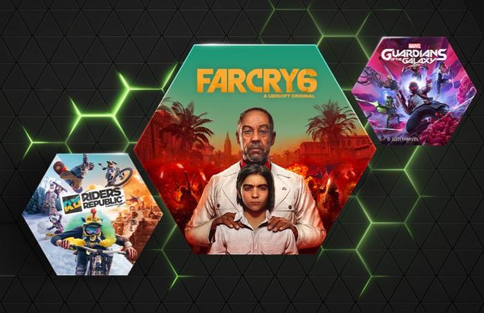 GeForce NOW games October 2021