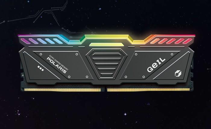 GeIL POLARIS RGB 64GB DDR5 memory