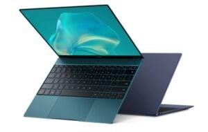 Huawei MateBook X 2021 Windows 11 laptop