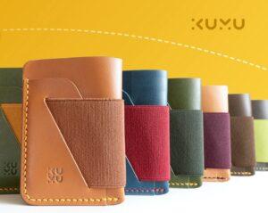 Kumu Zero minimalist wallet