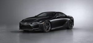 Lexus LC Black Inspiration
