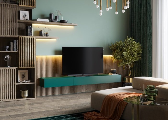 Loewe bild i TVs