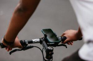 Loop Mount handlebar bike phone mount