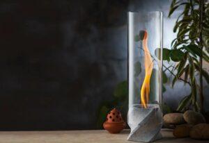 MENKA flame fire light