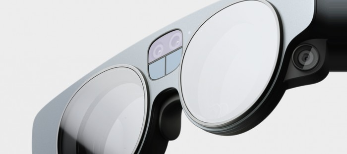 Magic Leap 2 AR headset 2022