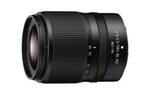 Nikon NIKKOR Z DX 18-140mm camera lens