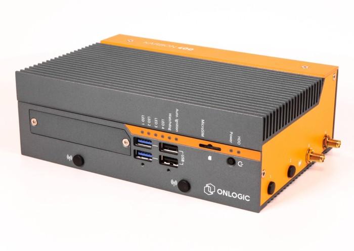 OnLogic Karbon 400 Series mini PC