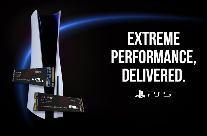 PS5 SSD upgrade expansion