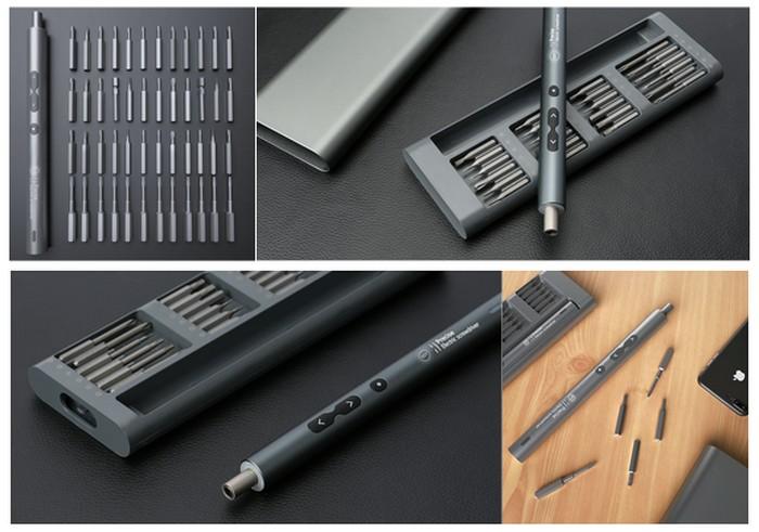 Pendora 48E screwdriver set